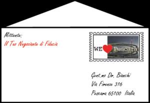 Stampa e distribuzione Lettere personalizzate