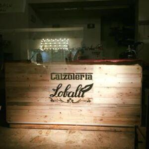 Logo Lobalù negozio calzoleria