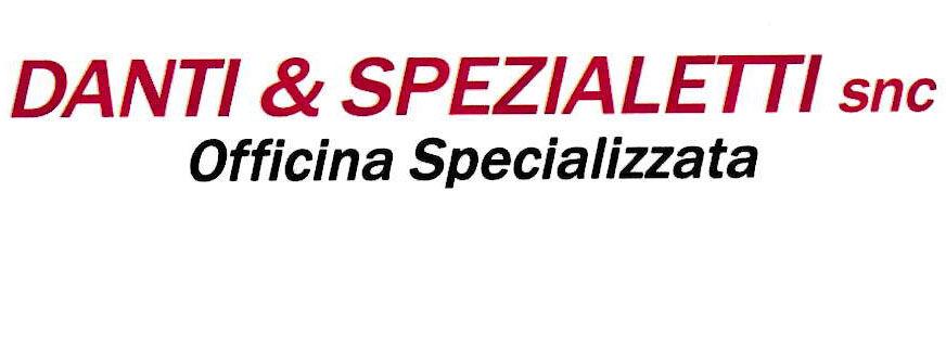 Autofficina specializzata danti & Spezialetti Logo