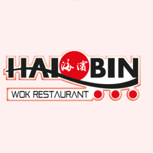 Hai Bin wok restaurant logo