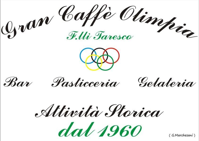 Gran caffè Olimpia Pescara Logo