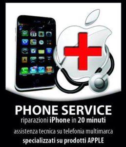Logo Phone service francavilla di Angelo Strizzi