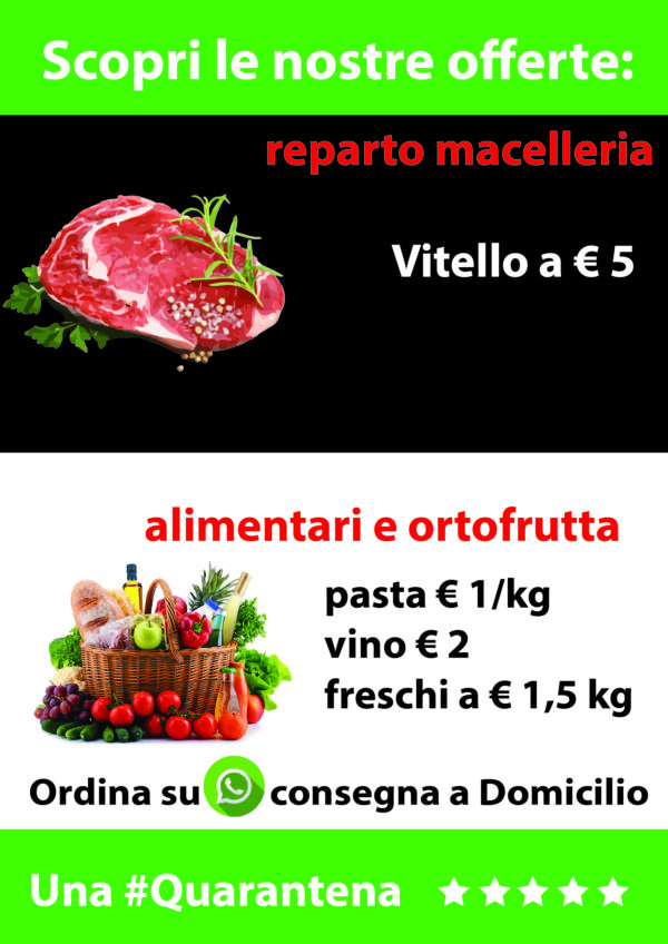 volantino offerta welovepescara.it