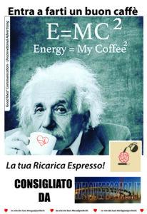Locandina NewsCover Einstein caffeina