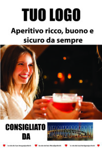 NewsCover locandina aperitivo