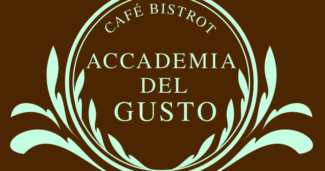 Logo Accademia del gusto Pescara