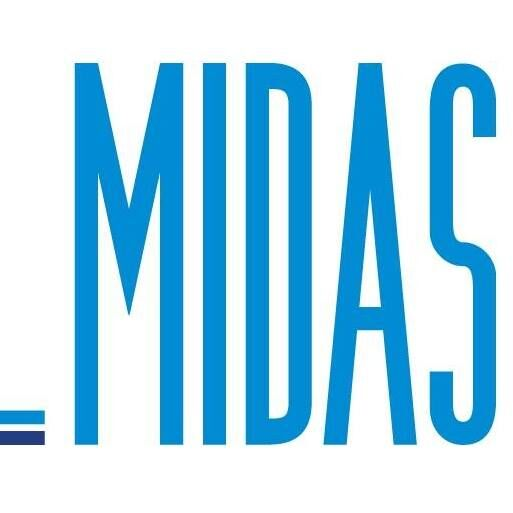 Logo Bar pizzeria Midas a Pescara Stadio