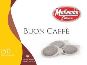 Cialde linea Buon Caffè Mokambo