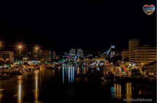 Le luci della notte sullo #skyline pescarese foto di Mattia Biasella (Facebook) #photonight #pescaradinotte  ❤️ #welovesocial #welovepescara ❤️ Segui e tagga @welovepescara #weloveabruzzo #weloveitaly #weloveourfans ------------------------------------------ #pubblicitàsocial #pubblicitàsmart #lapubblicitànonèunoptional #ecommerceitalia #pubblicitàa360° la rete dei tuoi #negozipreferiti #newscover