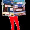 Offerta pubblicità su NewsCover Salvagiornali, locandine e flyer